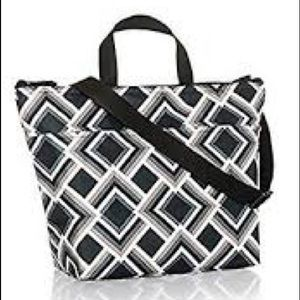 NEW Thirty one crossbody thermal tote - lunch bag